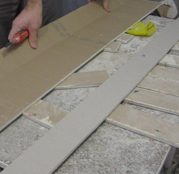 Имитация кирпичной кладки своими руками пенопласта