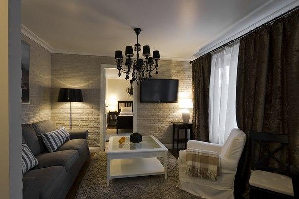 Уютная гостиная (6 фото) - картинка