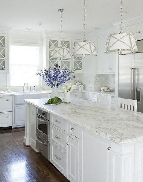 Остров на кухне: идеи (6 фото) - картинка
