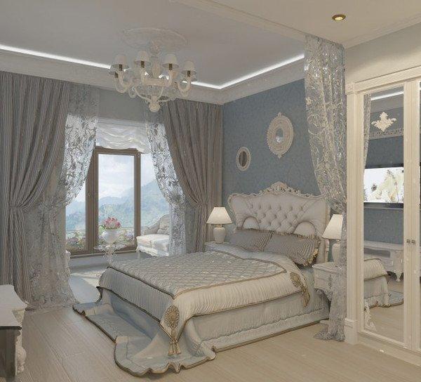 Кораевская спальня (1 фото) - картинка