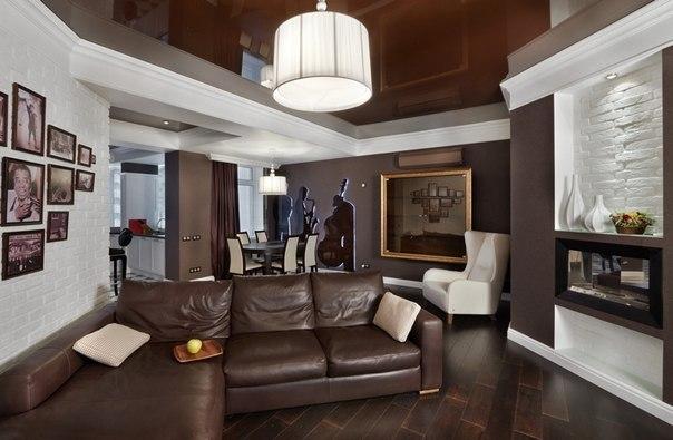 Гостиная коридор (6 фото) - картинка
