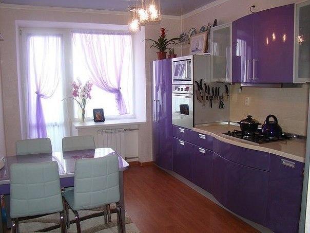 Уютная кухня (1 фото) - картинка