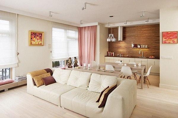Квартира для молодой девушки (9 фото) - картинка