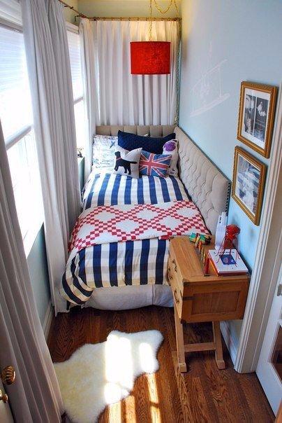Уютная лоджия (1 фото) - картинка