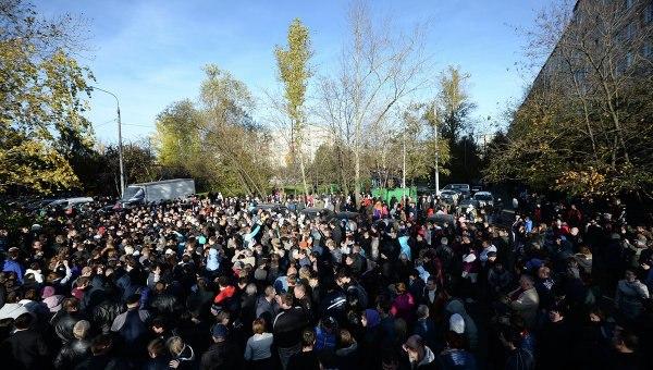 Что привело к социальному взрыву в Бирюлево. Рассказ местного жителя