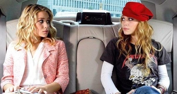 Все фильмы с близняшками Мэри-Кейт и Эшли Олсен.
