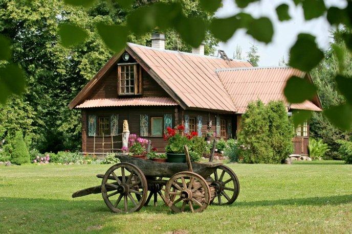 Сельский экотуризм