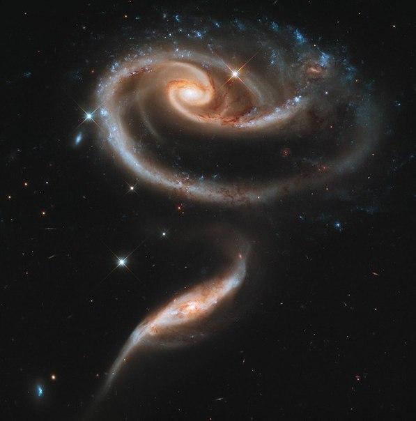 Космічна ілюзія зору