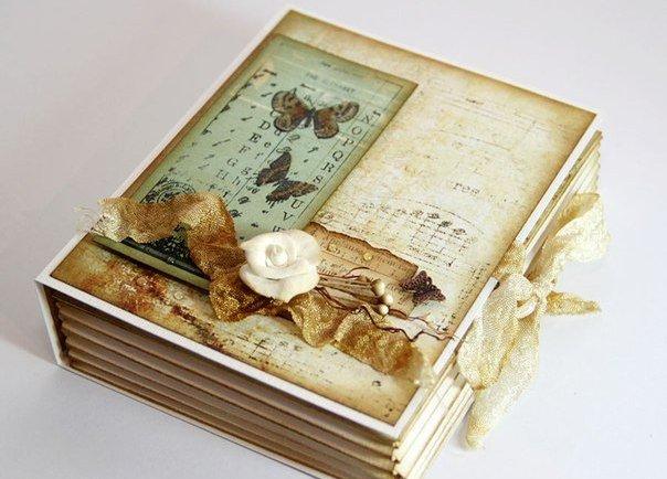 Коробку для книг своими руками фото