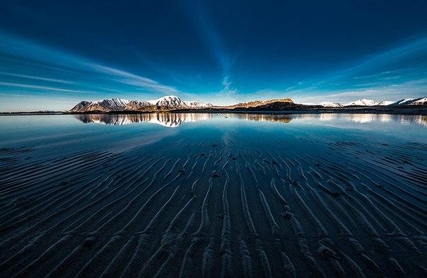 Лофотенские острова, Норвегия. Автор фото: Виталий Новиков.