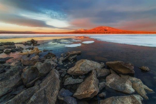 Национальный парк «Зюраткуль», Челябинская область. Автор фото — Альберт Беляев