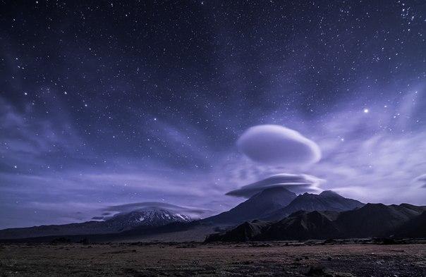 «Камчатские сны». Автор фото — Владимир Войчук: Спокойной ночи.