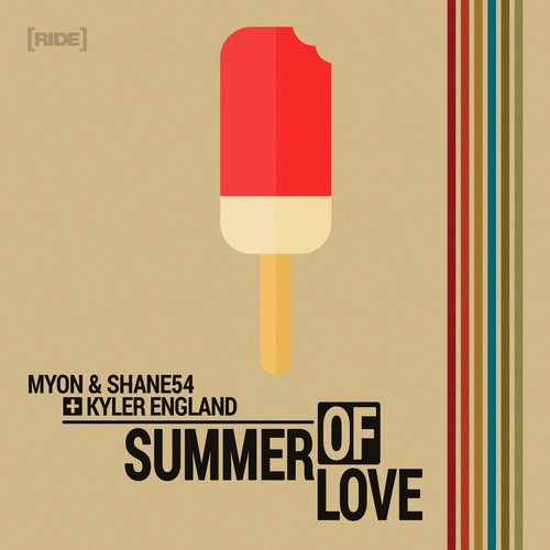 Myon & Shane 54 feat. Kyler England - Summer of Love (Original Mix)