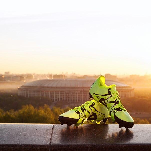 Доброе утро. Футбольная революция пришла в Москву. #X15 #решайигру