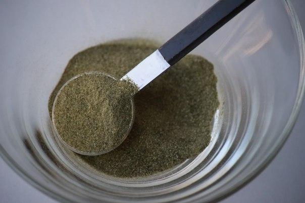 Как сделать соду из водорослей