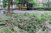 Боевики продолжают варварские обстрелы мирных населенных пунктов. Разрушены жилые дома в Станице Луганской и Счастье - Цензор.НЕТ 8886