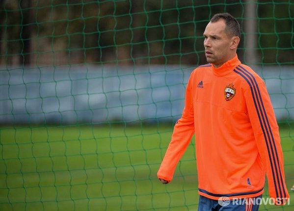 Сергей Игнашевич вышел в лидеры по количеству проигранных матчей в ЛЧ