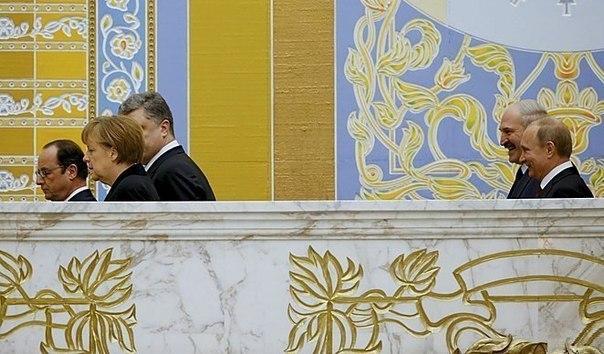 Путин, переговоры по Украине, Лукашенко, Минск