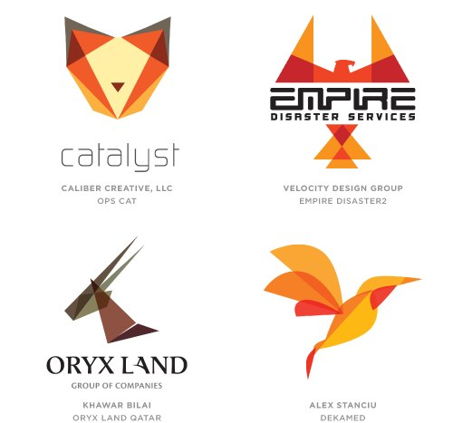 Graphic designer for logos