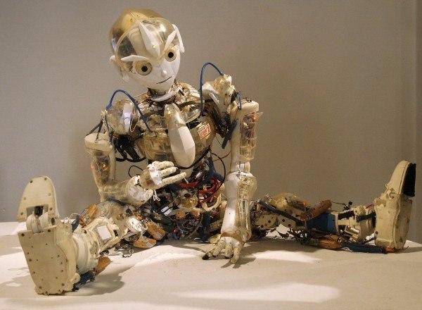 Ученые разработали робота-гуманоида, который заменит пожарных и военных