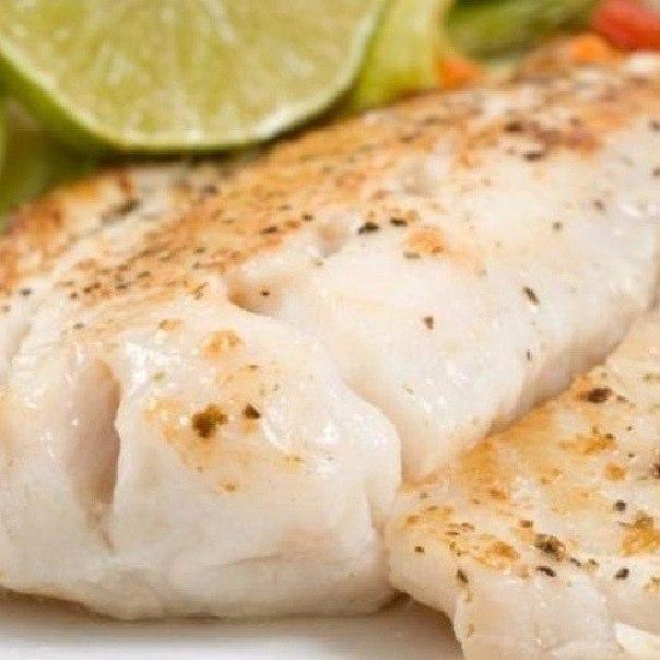 Рыба в молоке (1 фото) - картинка