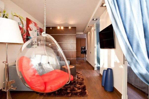 Интерьер двухкомнатная квартира