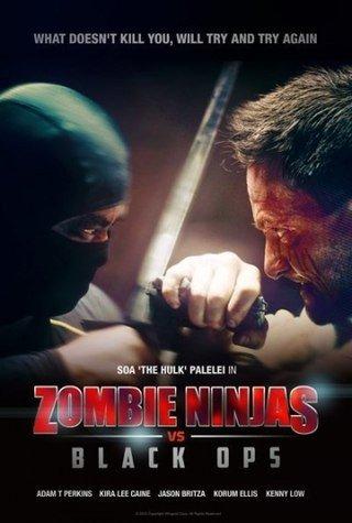 Зомби-ниндзя против спецназа (2015)