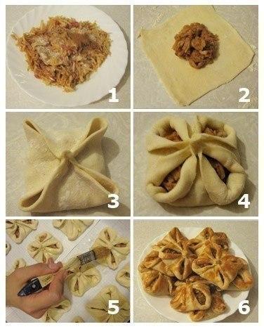 Как украсить выпечку: интересные идеи