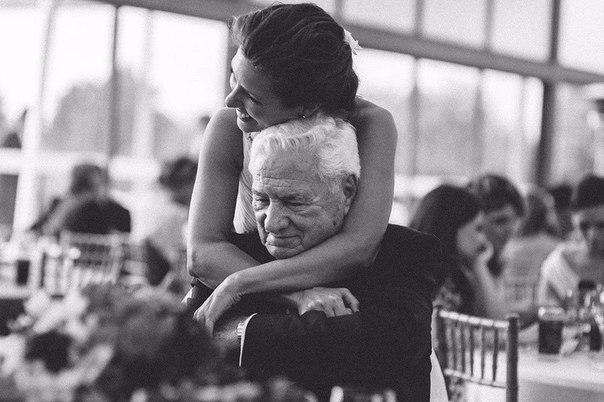 Фотографий невест и их отцов
