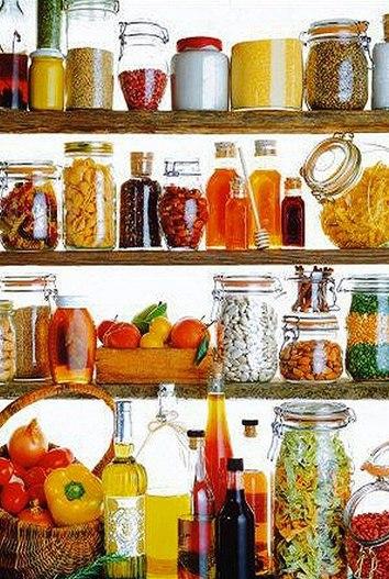 Декоративные бутылки на кухню своими руками