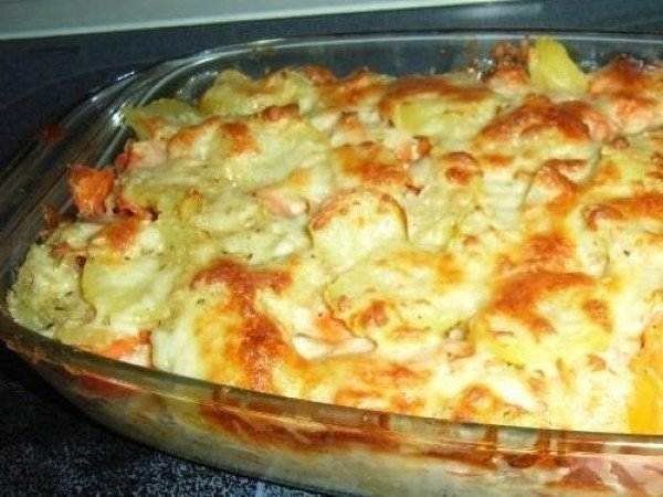 Картофель гармошкой в духовке рецепт