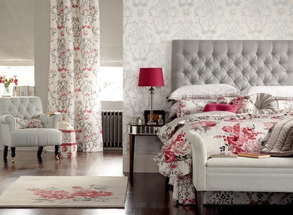 Цветовое решение для интерьера спальни… (1 фото) - картинка