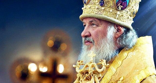 Патриарх Кирилл о книгах.