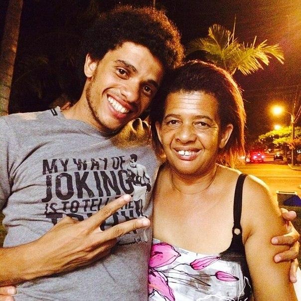 Тайсон с мамой - одно лицо (Фото) - изображение 1