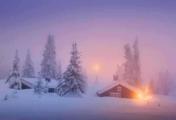 Лиллехаммер, Норвегия. Автор фото: Даниил Коржонов.