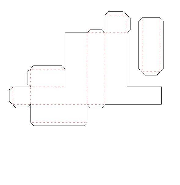 Схемы объемные буквы из бумаги схемы шаблоны