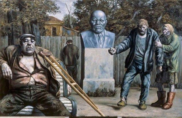 """Вы, бл#ди, сделали так, что все, что хоть на вершок поднимается над баклажкой """"жигулевского"""", уезжает, бежит, сидит в тюрьме или лежит на кладбище, - Бабченко о смерти Щетинина - Цензор.НЕТ 1910"""