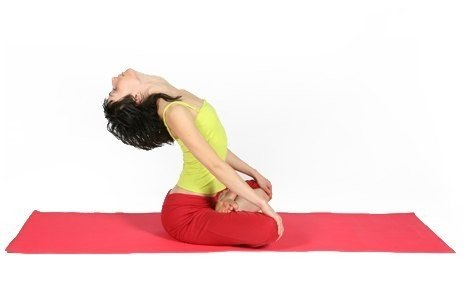 Йога против простуды и бронхита: как быстрее выздороветь… (9 фото) - картинка
