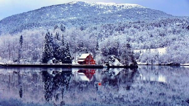 Фото: Курортный сезон - Норвегия