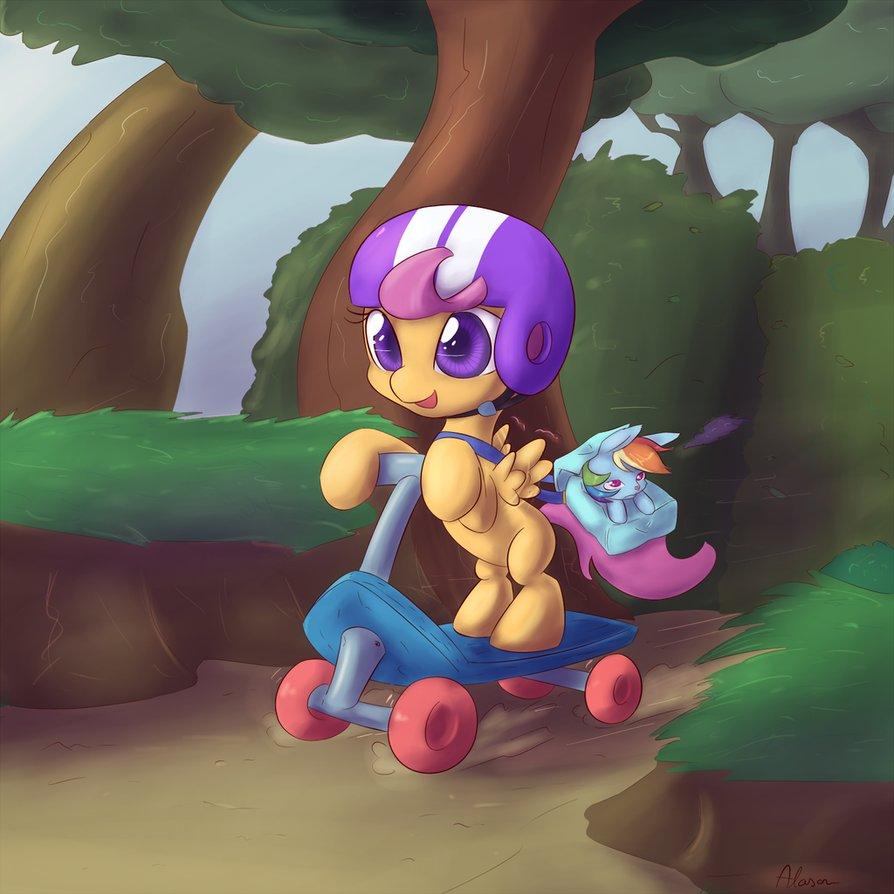 ��� ��������� ���� �� ������ - Little Pony Game