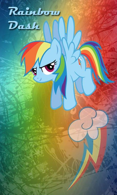 Радуга Дэш Полет Домой (Little Pony Dash)