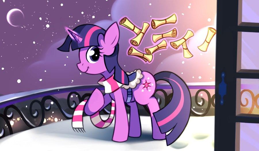 ��������� ���� ��������� (My Little Pony Christmas)