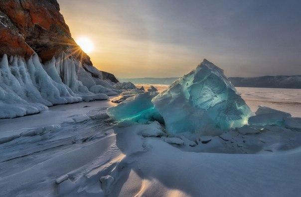 «Сокровища Байкала». Остров Замогой, Байкал. Автор фото — Андрей Грачев