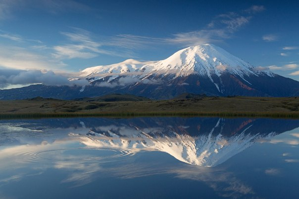 ""\""""Mirror for a giant"""". Tolbachik Volcano, Kamchatka. The author of a photo is Denis Budkov""604|403|?|en|2|b715511e210e71756cf0d614e7732963|False|UNLIKELY|0.3398840129375458
