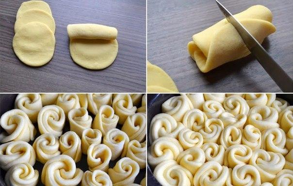 Пирог розочка