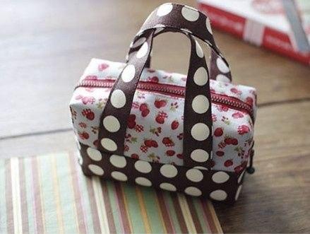 Шьем сумка детская мастер класс с фото #5