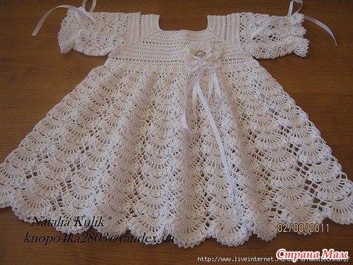 для девочки (схема вязания