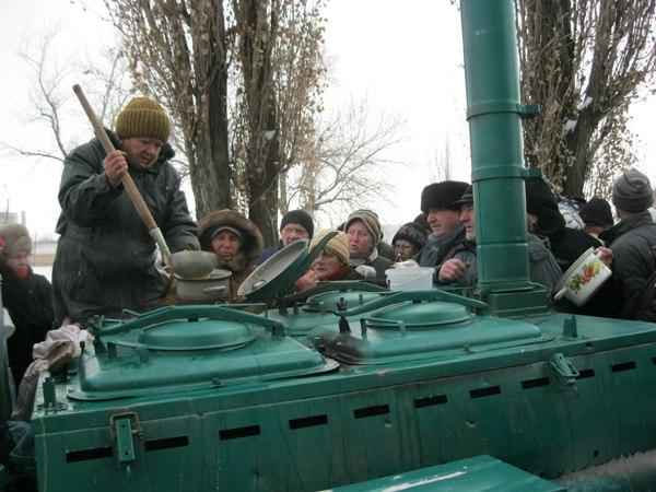 Террористы использовали опасную тактику неприцельного огня, обстреливая населенные пункты Донбасса, - штаб АТО - Цензор.НЕТ 8895