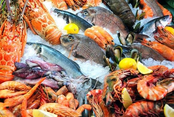 Фестиваль рыбы и морепродуктов «Рыбный базар» в Санкт-Петбурге
