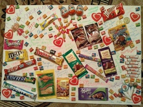 Что подарить на день рождения своими руками от сестры